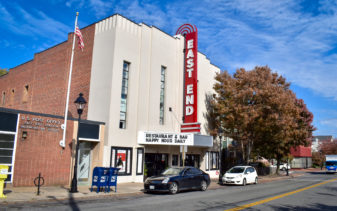 east end theater fully renovated
