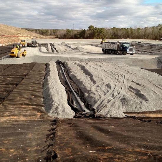 Sposylvania Landfill- Environmental services, solid waste management, stormwater permit, construction services.